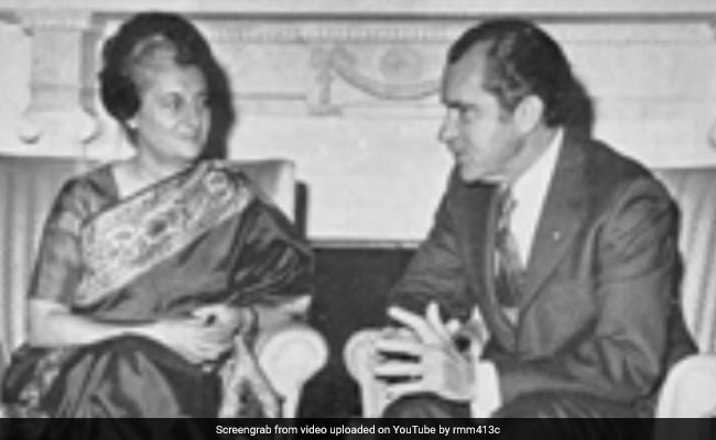 Newly Declassified Tapes Reveal Ex-US President Richard Nixon's Hatred Towards Indians - NDTV