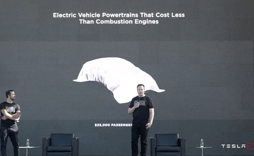 Tesla Announces Cheaper $25,000 Car Powered By New Tabless Batteries