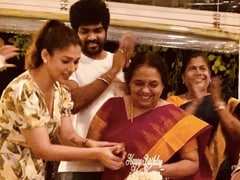How Nayanthara And Vignesh Shivan Made Her Mom's Birthday Special In Goa