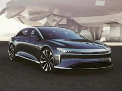 Lucid Air Reveals It Has Over 10,000 Reservations For Its First Car