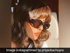 प्रियंका चोपड़ा ने स्टाइलिश गॉगल्स में शेयर की फोटो, बोलीं- बुरी नजर वाले दूर रहें...