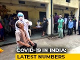 Video : 93,337 Fresh Cases, 1,247 Virus-Related Deaths In India In 24 Hours