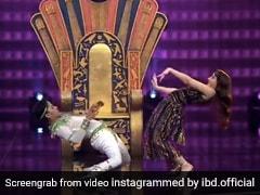 Nora Fatehi ने Dilbar सॉन्ग पर किया धमाकेदार डांस, एक्ट्रेस के स्टेप देख जज की आंखें भी रह गईं खुली- देखें Video