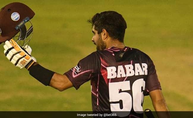 Babar Azam third-fastest to score 5,000 T20 runs