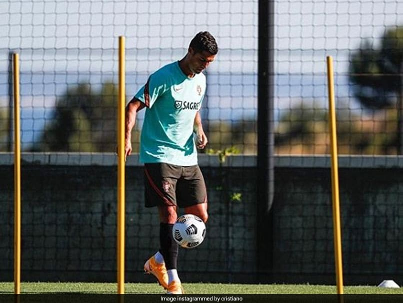 Uefa Nations League Cristiano Ronaldo Doubts Portugal Clash Against Croatia Football News The Bharat Express News