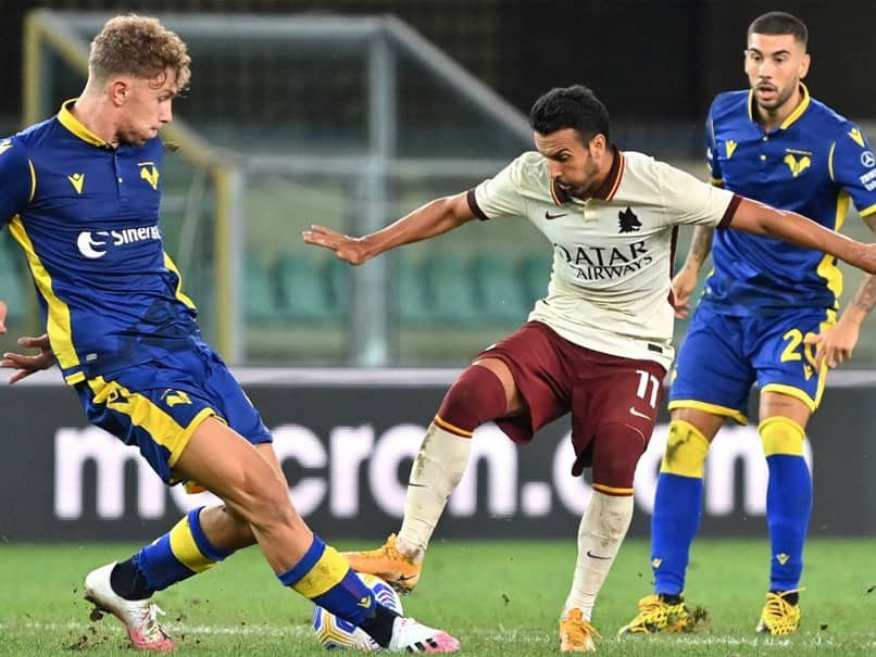 AS Roma Held, Fiorentina Win As Serie A Starts Awaiting Fans
