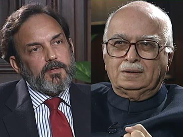Video : What LK Advani Said On Babri Mosque Demolition (Aired: December 2000)