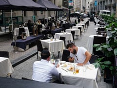 """It Worked"": New York To Permanently Switch To Outdoor Dining Amid Pandemic"