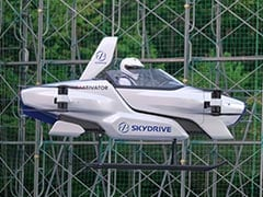Japananse Flying Car Successfully Tested In Flight