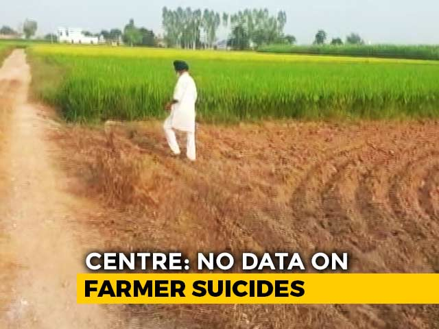 Video : After Migrant Deaths, Centre Says No Data On Farmer Suicides