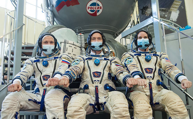 Russian Cosmonauts Not Ready To Try Covid Vaccine Touted By Vladimir Putin - NDTV