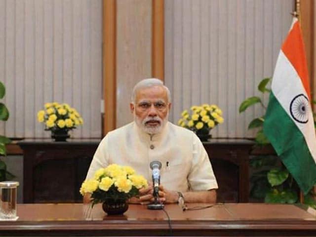 "Video : PM Modi On ""Nation 1st"", Olympics, 75th Independence Day On Mann Ki Baat"