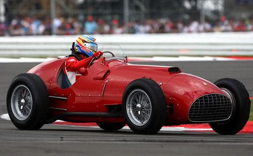 Ferrari Will Use Its Classic 1950 Livery For Its 1000th Formula One Race In Mugello