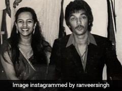 रणवीर सिंह ने मम्मी-पापा की शादी की सालगिरह पर शेयर की ब्लैक एंड व्हाइट फोटो, लिखा- कुछ नहीं बदला...