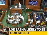 Video : Lok Sabha Session Likely To End On Wednesday As Coronavirus Cases Rise