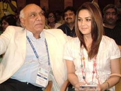 After <i>Veer-Zaara</i>, Yash Chopra Called Preity Zinta By This Name. Read Her Post