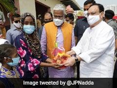 BJPs <i>Seva Saptah</i> For PM Modi's 70th Birthday On September 17