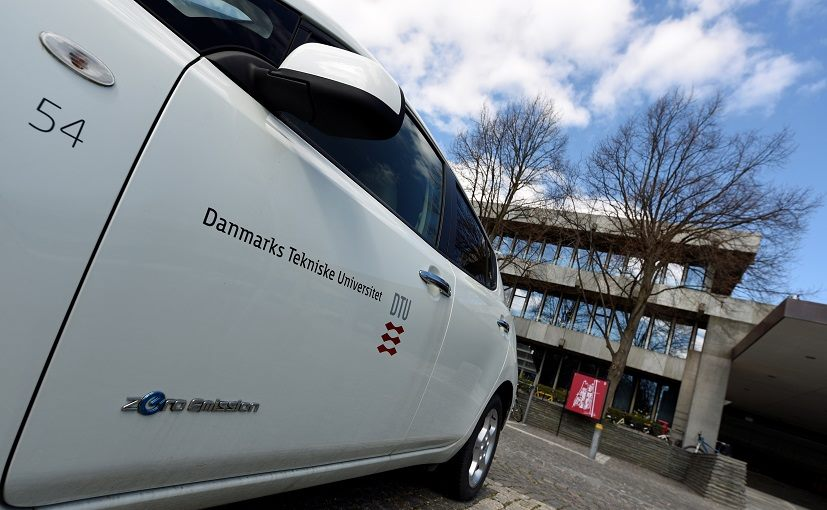 The number of EVs in Denmark should rise to at least 1 million by 2030 in order to meet the targets