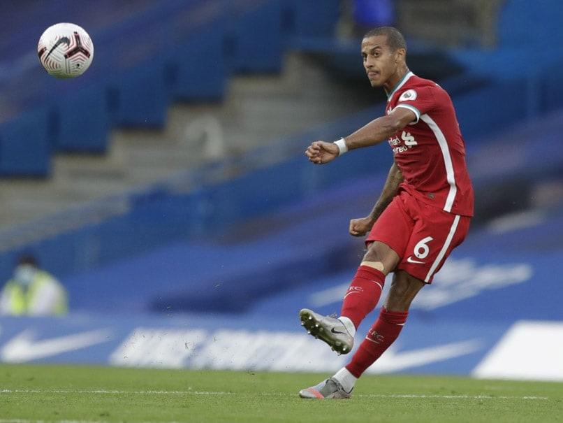 Premier League: Liverpools Thiago Alcantara Tests Positive For COVID-19