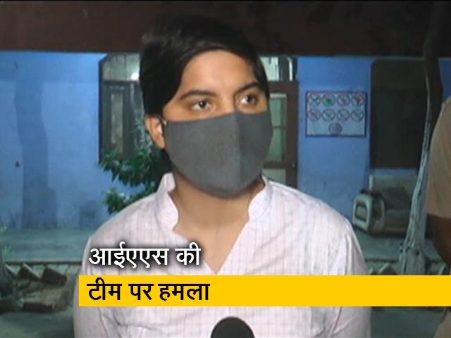 Videos : IAS को रिपोर्ट दर्ज करवाने के लिए होना पड़ा परेशान, ट्रक वालों ने किया था हमला