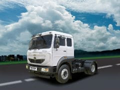 Tata Signa 5525.S 55 Tonne 4x2 Prime Mover Tractor Truck Launched