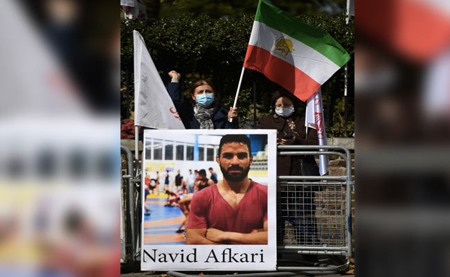 Iran Executes Wrestler, Olympic Body Expresses Shock Amid Global Outcry