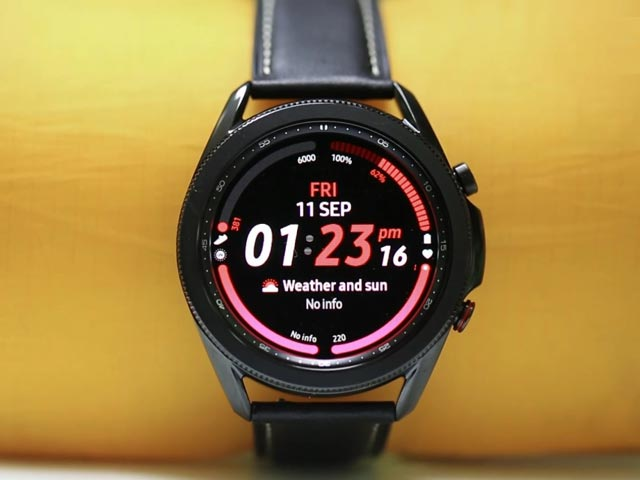 Video : The King of Smartwatches?