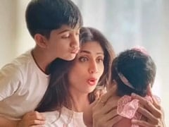 Here's How Shilpa Shetty And Viaan Are Prepping For Baby Samisha's First Daughter's Day