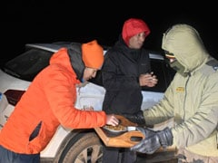 Indian Army Rescues 3 Chinese Citizens Lost 17,500 Feet High In Sikkim