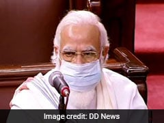 पीएम मोदी ने कहा, 'राज्यसभा के उपसभापति हरिवंश एक शानदार अंपायर हैं'