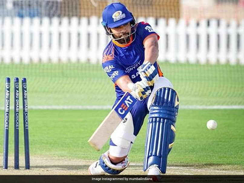 IPL 2020: Rohit Sharma Says He Will Continue As Opener For Mumbai Indians