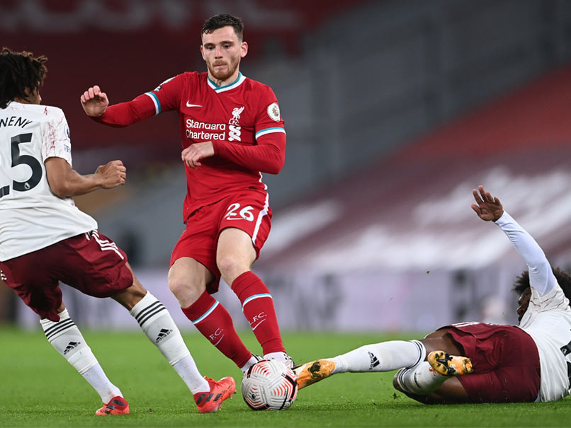 Premier League: Liverpool Have So Much Individual Quality, Says Andrew Robertson After Win Over Arsenal