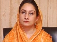 Reopen Kartarpur Corridor At Earliest: Harsimrat Kaur Badal To Centre