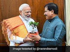 """Exceptional <i>Karyakarta</i>"": PM Leads Tributes To Minister Suresh Angadi"