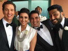 In Parineeti Chopra's Birthday Wish For Akshay Kumar, Special Appearances By Matthew McConaughey And Abhishek Bachchan