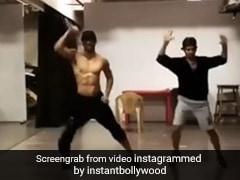 सुशांत सिंह राजूपत का थ्रोबैक Video हुआ वायरल, मस्ती में 'इक वारी आ' गाने पर डांस प्रैक्टिस करते आए नजर