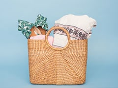 Get On Board With The Straw Bag Trend By Getting Yourself One