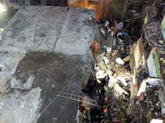 Rescue Operations In Bhiwandi Building Collapse Called Off, 41 Dead