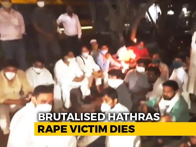 Video : Hathras Horror, India's Shame, Once Again