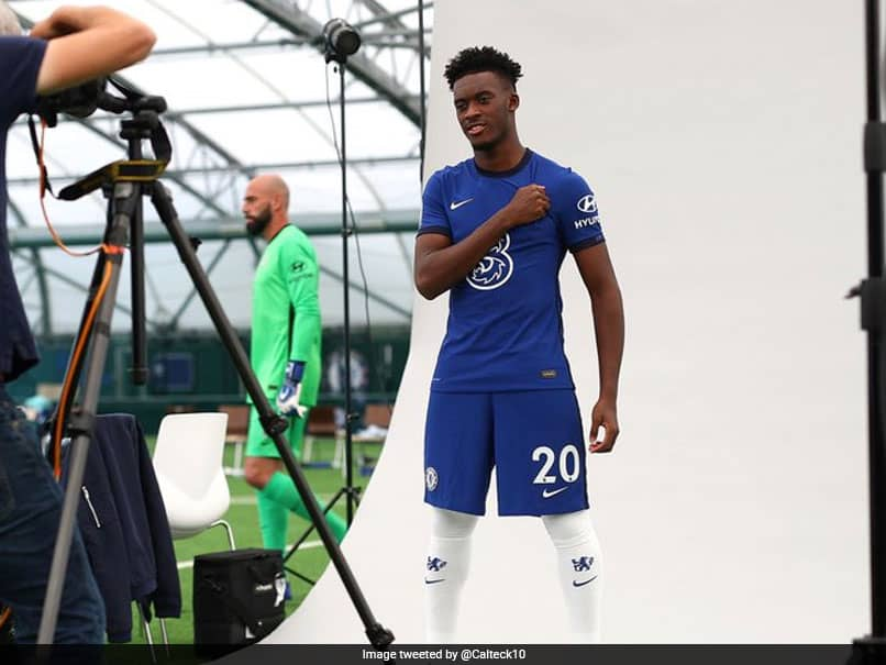 Frank Lampard Challenges Callum Hudson-Odoi To Seize His Chance At Chelsea