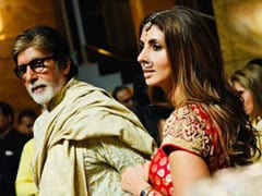 Shweta Bachchan Nanda's Post For Dad Amitabh Bachchan Will Steal Your Heart