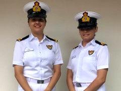 भारतीय नौसेना के युद्धपोत पर पहली बार तैनात होंगी दो महिला अधिकारी