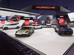 2020 Beijing Auto Show: Porsche Gives You A Virtual Tour Of Its Stand