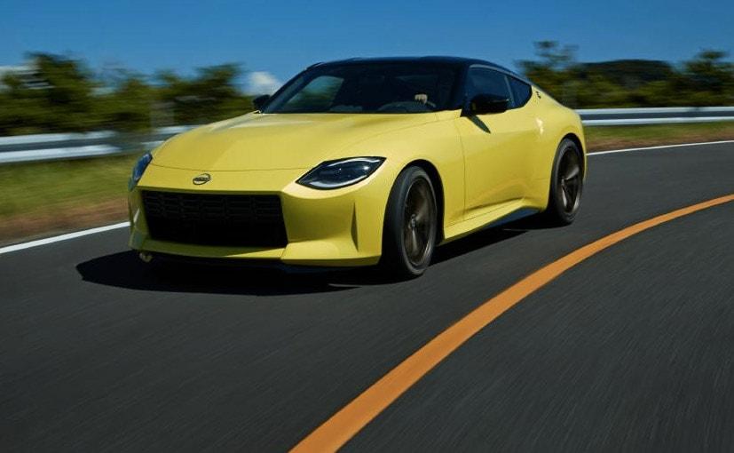 Nissan Unveils The Z Proto
