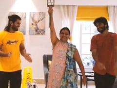 Vijay Deverakonda's Birthday Wish For His Mother Is Everything