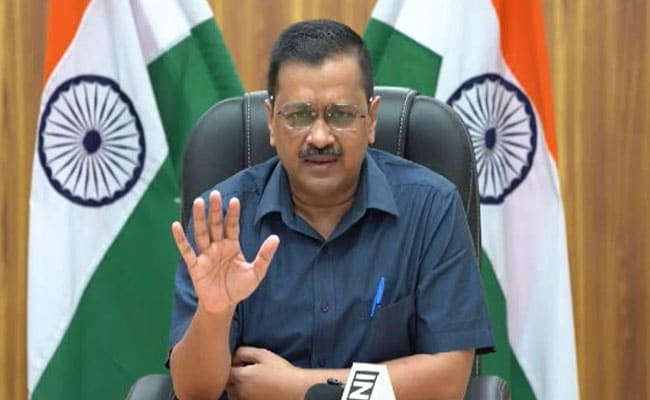Arvind Kejriwal Slams UP Government For Cremating Hathras Victim At Night