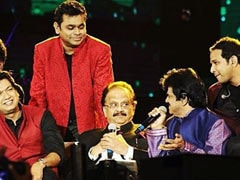 A R Rahman Shares His Favourite Memory Of SPB With A Throwback