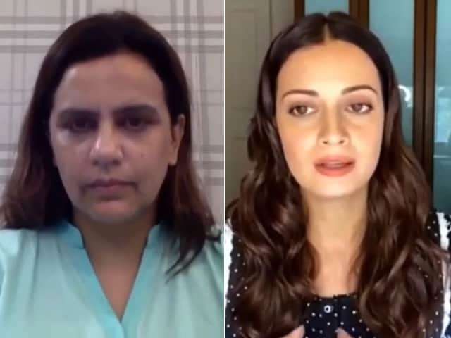 Video : Liberatum Lifesaving Conversations: Dia Mirza On Portrayal Of Women In Bollywood