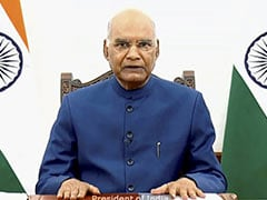 """Make Jammu And Kashmir Hub Of Knowledge"": President Ram Nath Kovind"