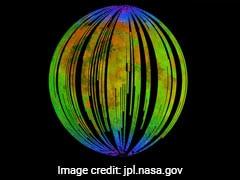Moon May Be Rusting Along Poles, Suggest Chandrayaan-1 Images
